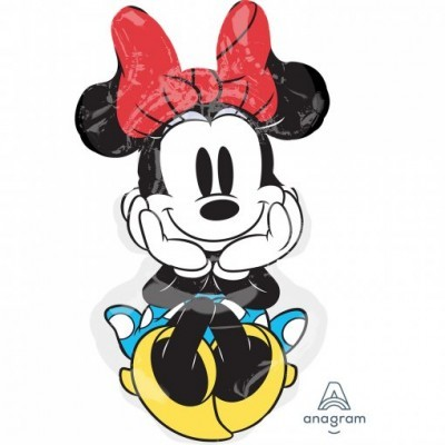 Balão Minnie supershape