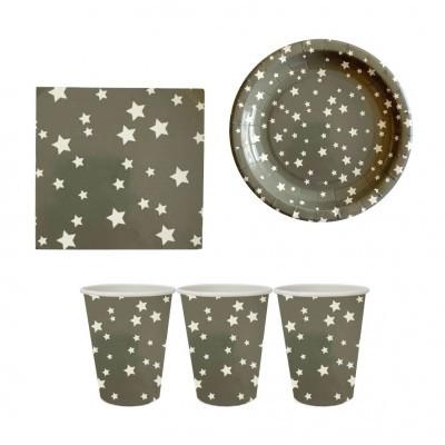 pratos estrelas