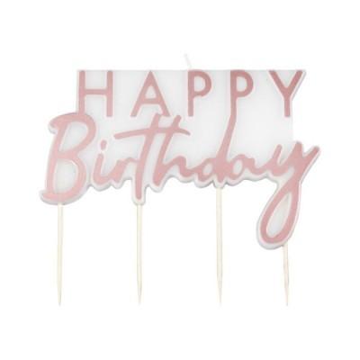 Vela happy birthday