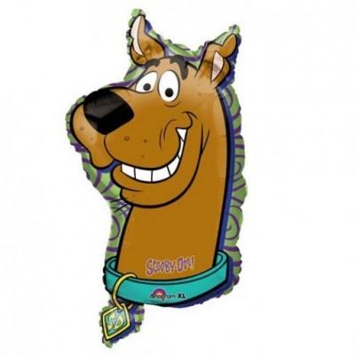 Balão Scooby Doo supershape