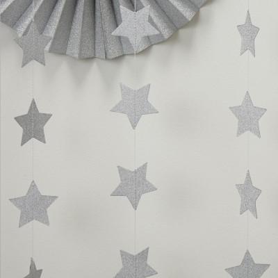 Grinalda estrelas