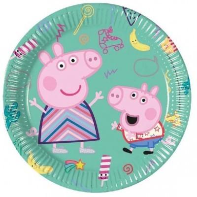 Pratos Peppa Pig