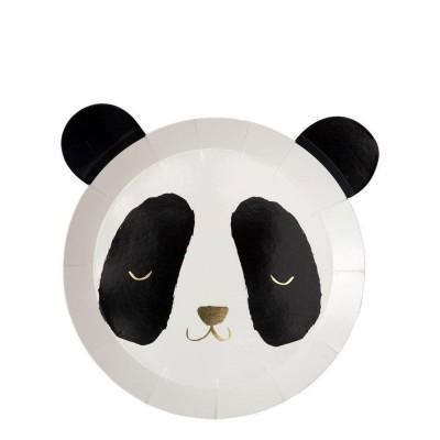Pratos panda