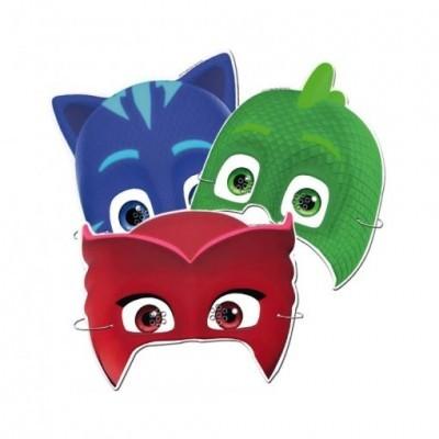 Máscaras PJ Masks