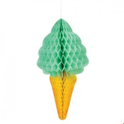 Honeycomb gelado menta