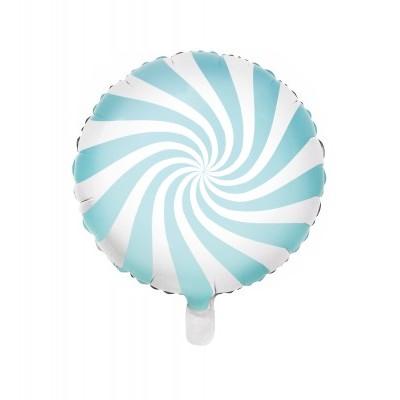Balão candy azul