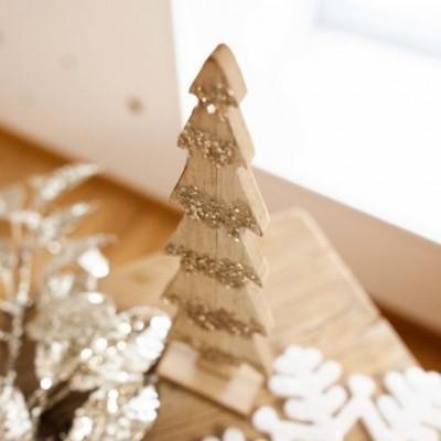 Árvore de Natal madeira