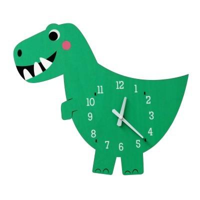 Relógio de parede dinossauro