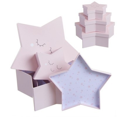 Caixas estrela