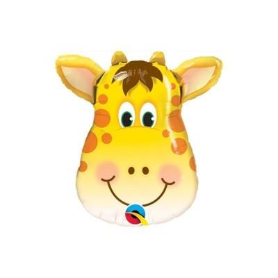 Balão mini girafa 35cm