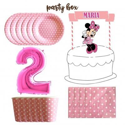 Party box Minnie
