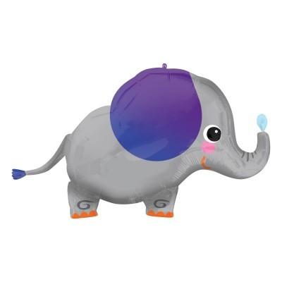 Balão elefante