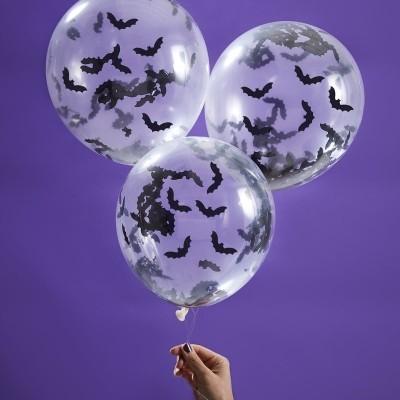 Balão morcegos