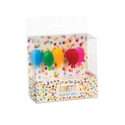 Velas balões