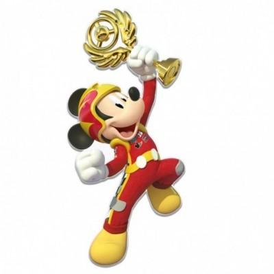 Silhuetas Mickey e Super Pilotos