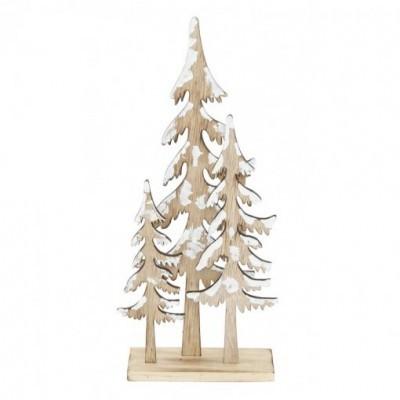 3 pinheiros madeira
