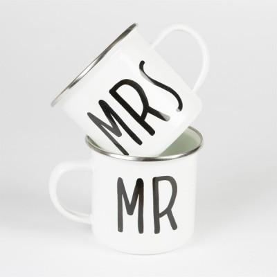 Canecas Mr & Mrs