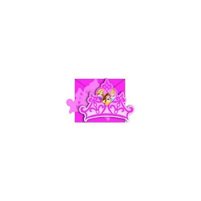Convites Princesas Disney