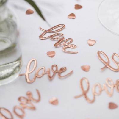 Confetis LOVE