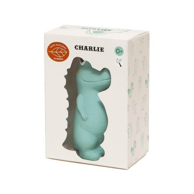 Roca mordedor - Charlie o crocodilo