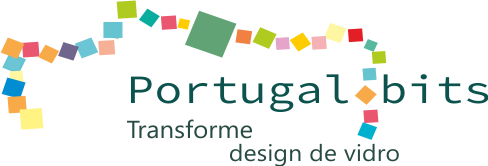 Portugalbits artglass by Transformedesign
