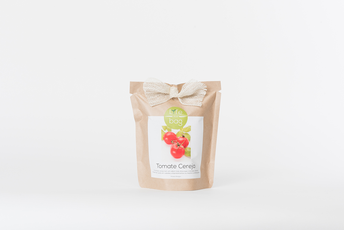 Grow Bag Tomate Cereja | Life in a bag