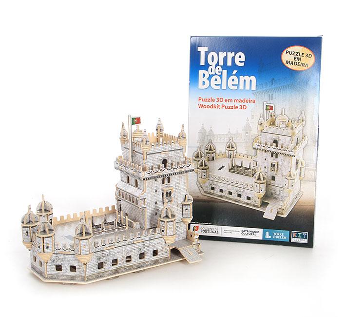 Puzzle 3D | Torre de Belém