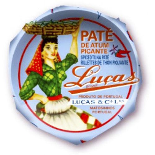 Paté de Atum Picante