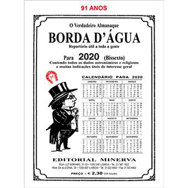 Borda d' Água 2020