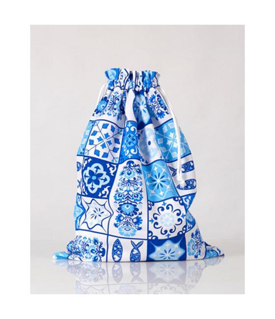 Saco do Pão | Azulejo Azul
