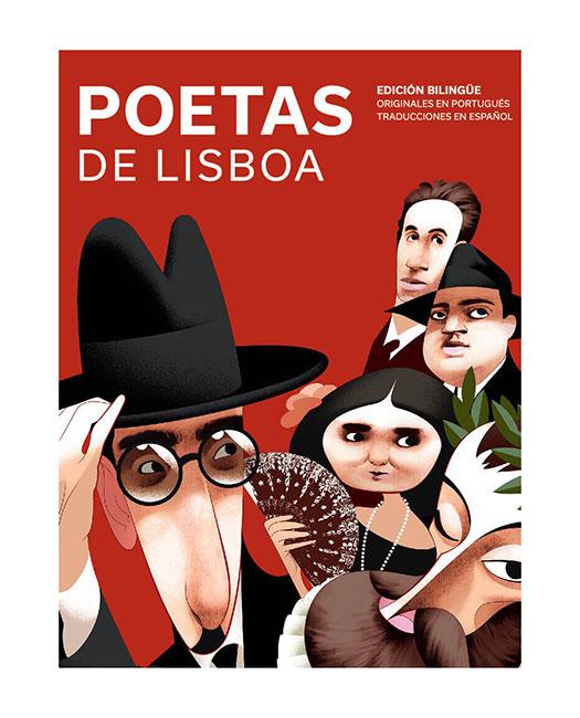 Poetas de Lisboa – Camões, Cesário, Sá-Carneiro, Florbela, Pessoa