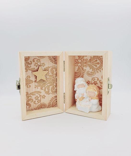 Sagrada Família Caixa |  PEQUENAS