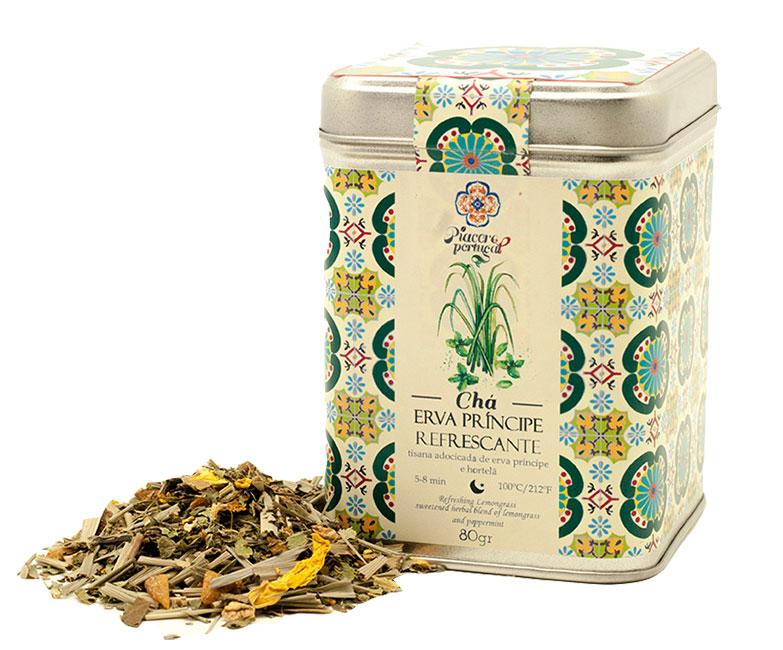 Chá Erva Príncipe Refrescante