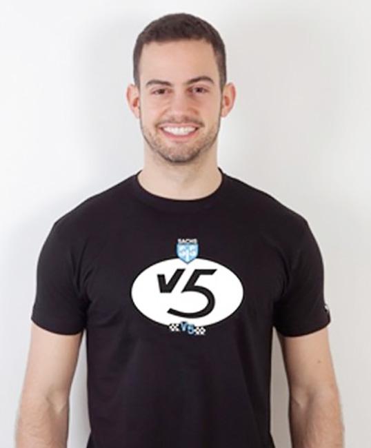 T-shirt SIS-SASH V5