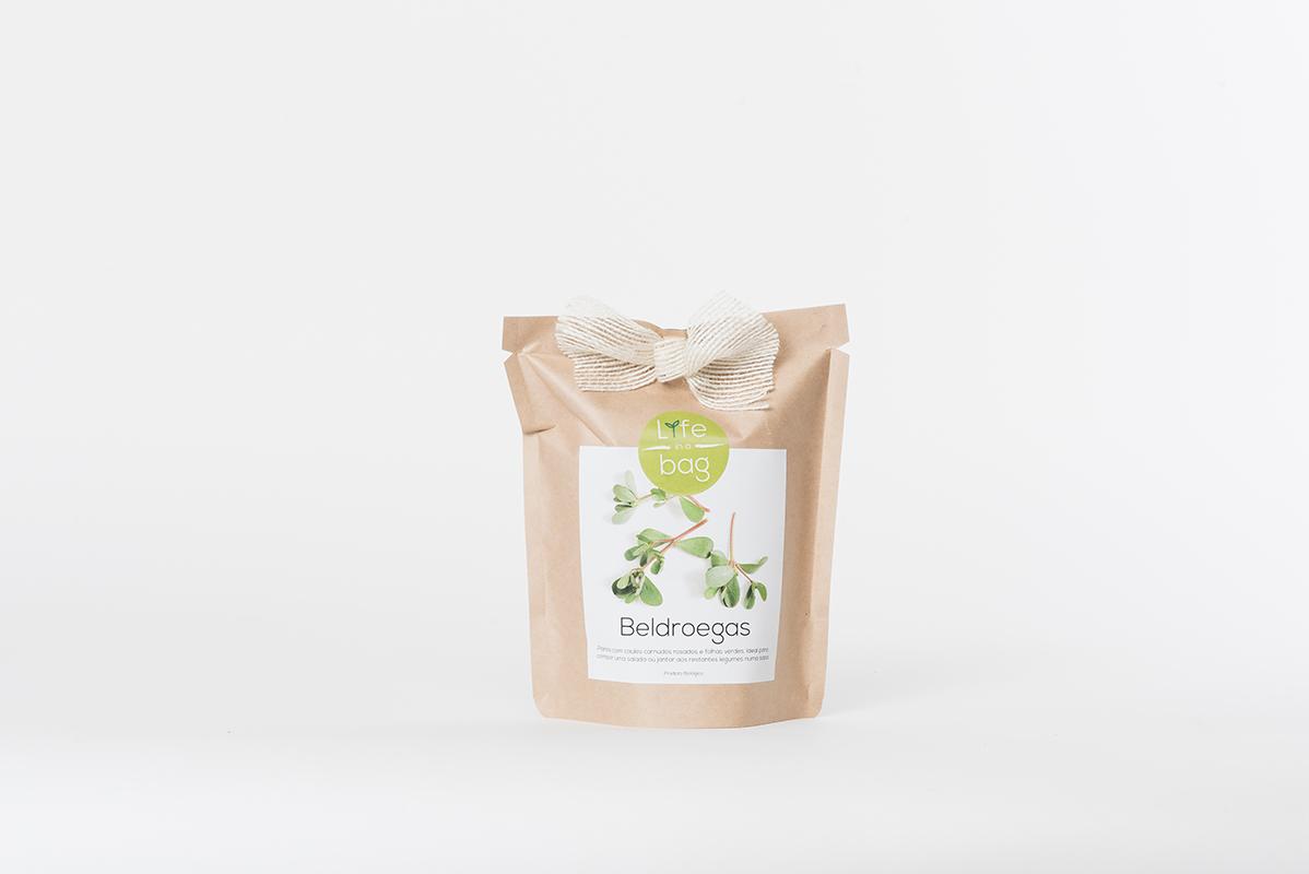 Grow Bag Beldroegas | Life in a bag