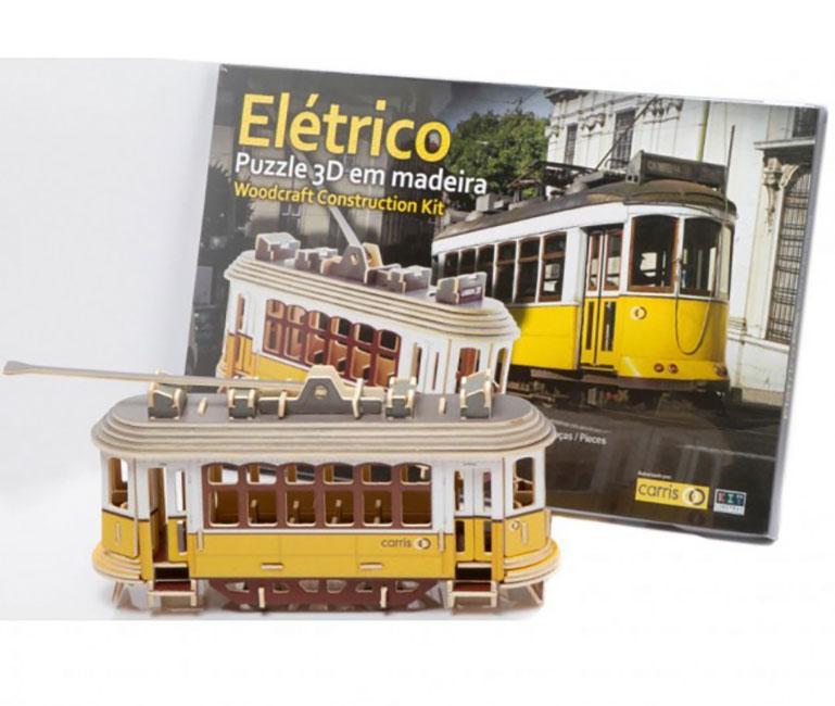 Puzzle 3D | Elétrico de Lisboa