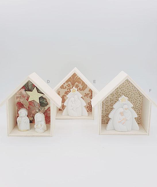 Sagrada Família Casinhas | Pequenas
