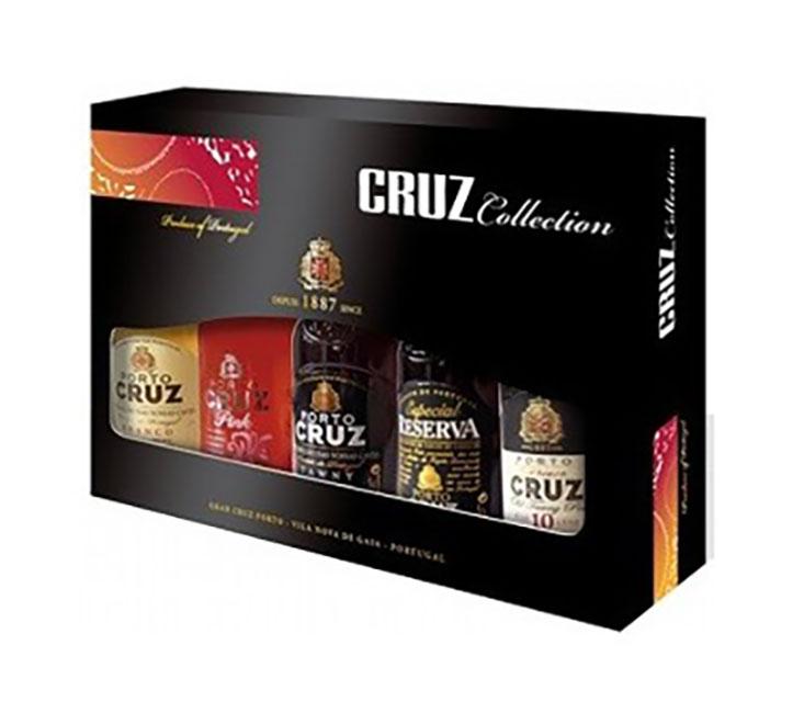Miniaturas Porto Cruz | 5 x 5cl