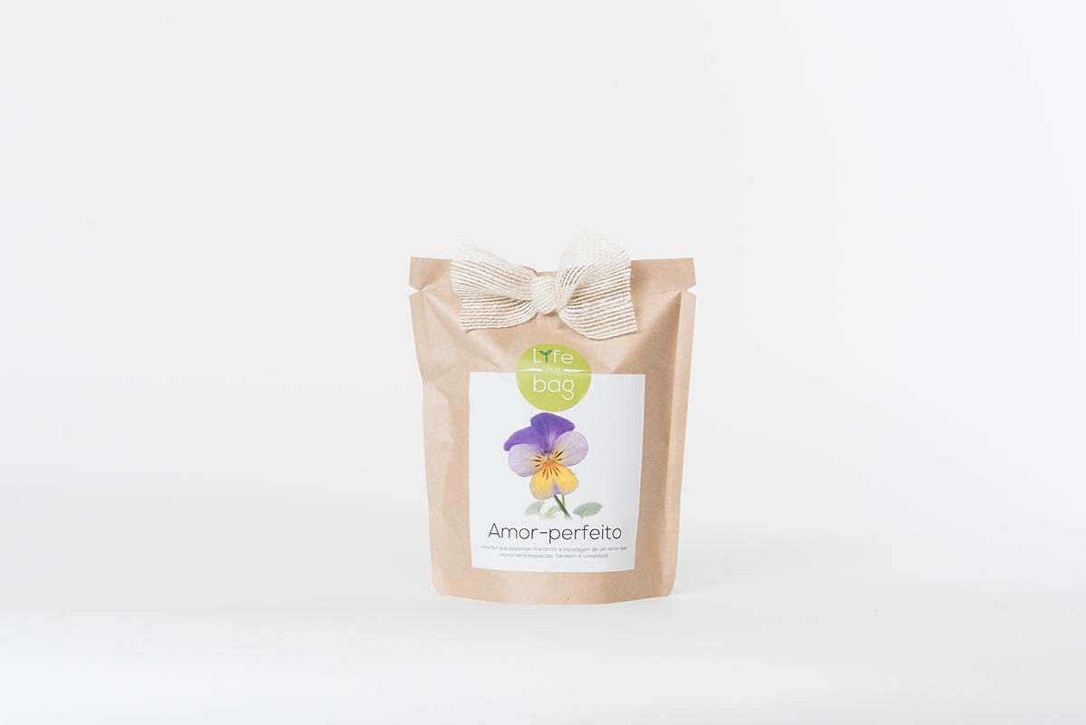 Grow Bag Amor Perfeito | Life in a bag