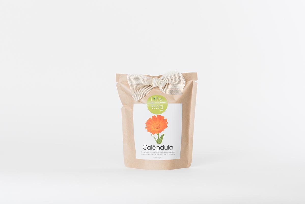 Grow Bag Calêndula | Life in a bag