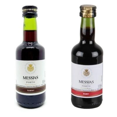Vinho do Porto Messias Miniatura 50ML