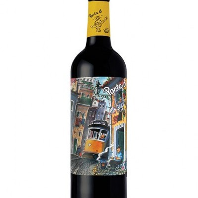 Vinho Porta 6 2019 | Tinto 75CL
