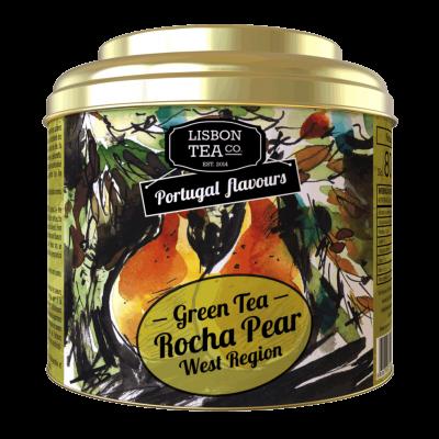 Chá Verde De Pêra Rocha Do Oeste