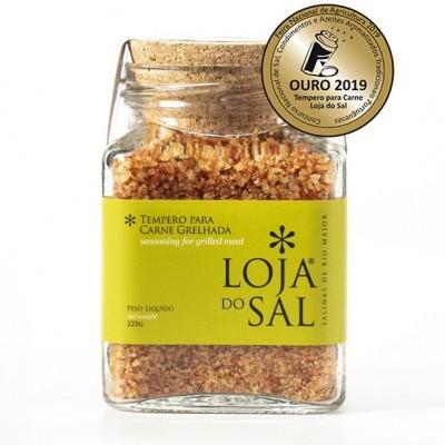 Tempero de Sal para Carne Grelhada