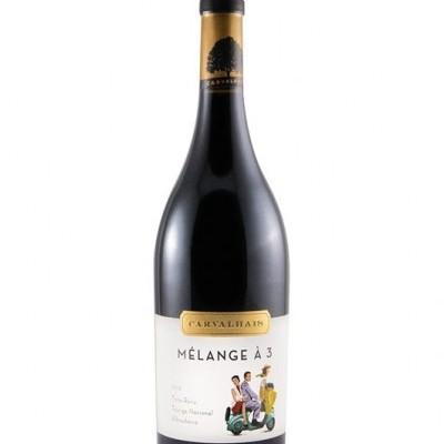 Mélange à 3 -2018  | Tinto 75CL