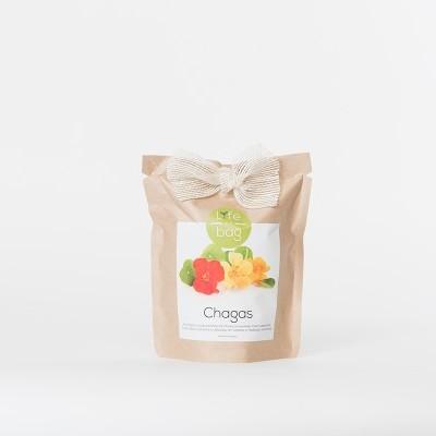 Grow Bag Capuchinhos/Chagas | Life in a bag