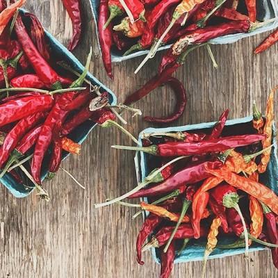 Flor de sal picante | O Melhor do Ribatejo