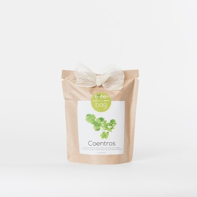 Grow Bag Coentros | Life in a bag