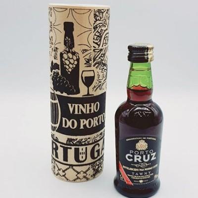 Miniatura Vinho do Porto | caixa
