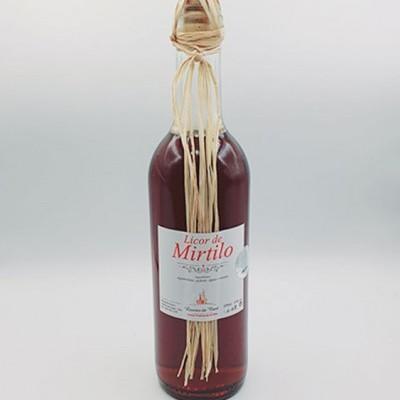 Licor de Mirtilo Artesanal | 375ML